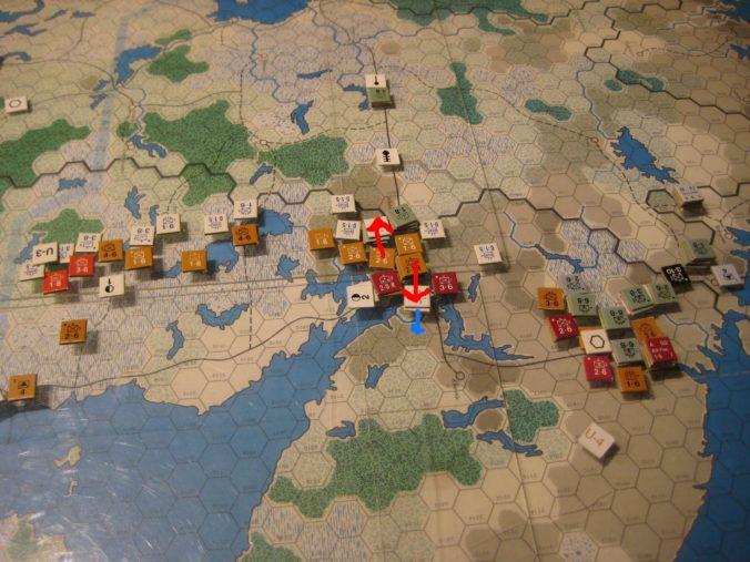 Feb II 42 Soviet Turn: The Soviets reestablish a connection to Murmansk