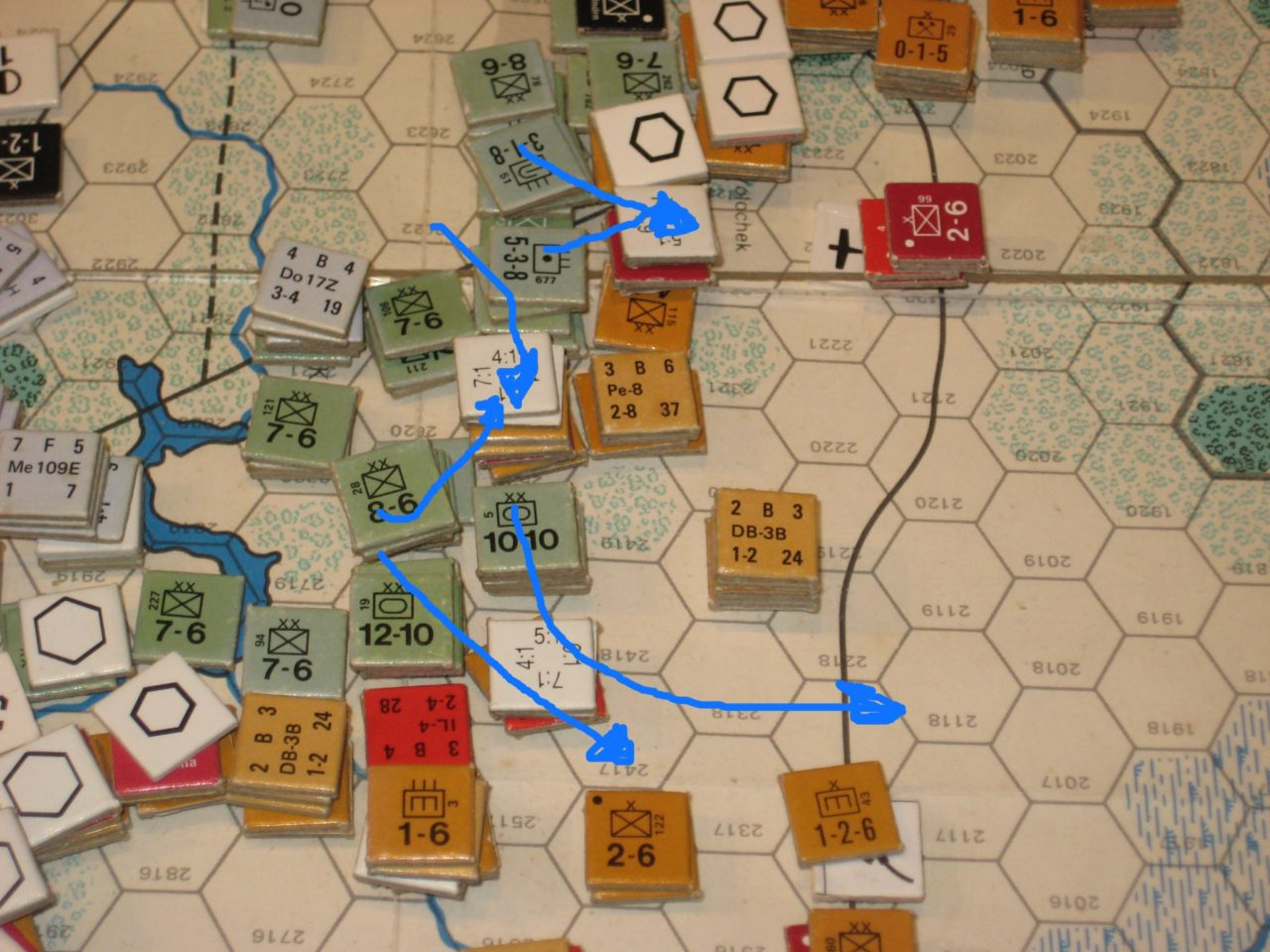 MAR I '42 Axis Turn: Breakout North of Kalinin