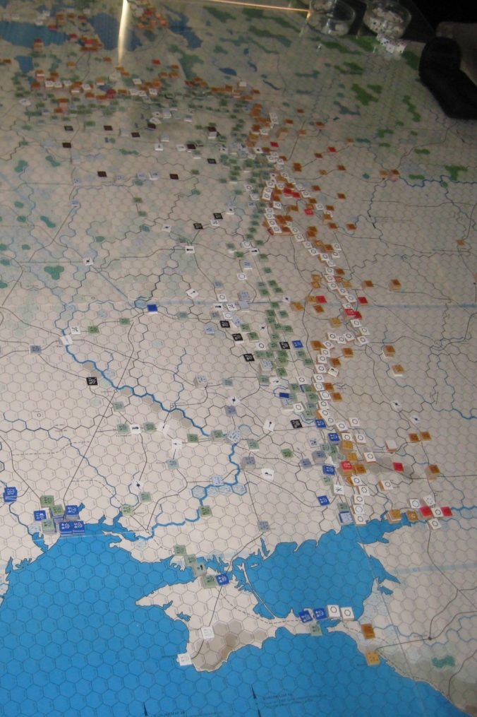 '42 May II: Frontlines before the Axis summer offensive