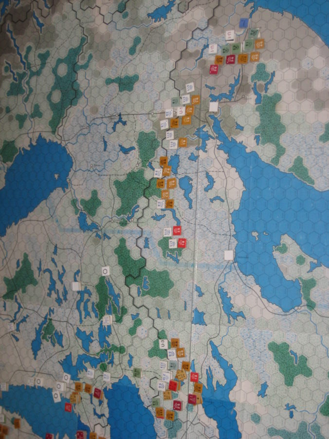 '42 May II: Frontlines in the Arctic before the Axis summer offensive