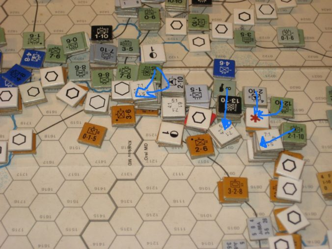 JUN I 1942 Axis Turn: Operation Fishhook