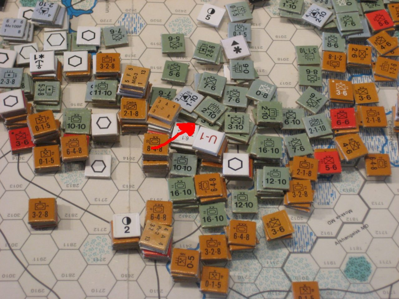 1942 JUN II Soviet Turn: Moscow Front