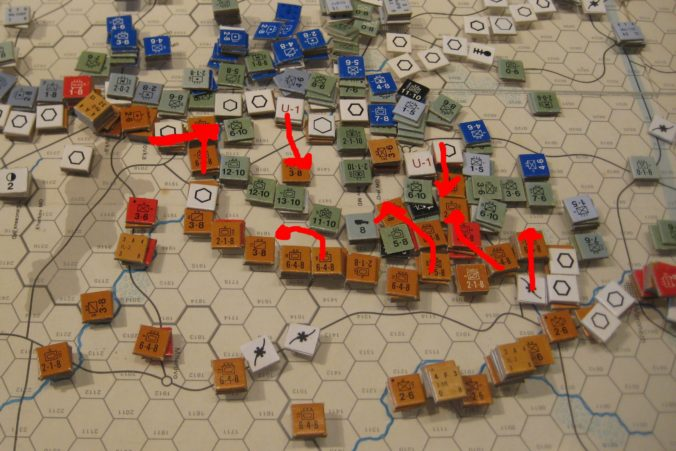 1942 JUN II Soviet Turn: Battles in the South