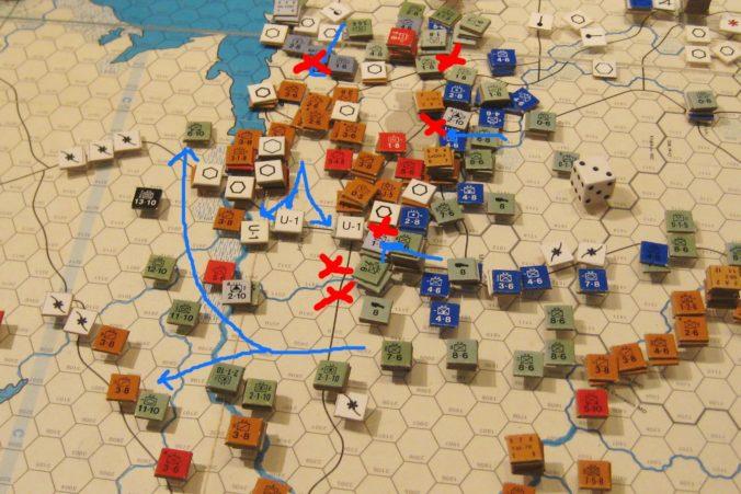 Germans battle for Rostov