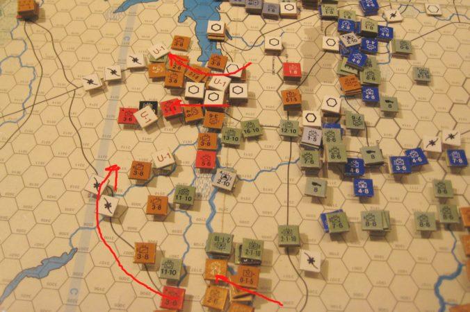 The Soviets desperately hang on to Rostov