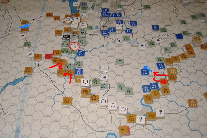 Soviet attempts to relieve Rostov fail.