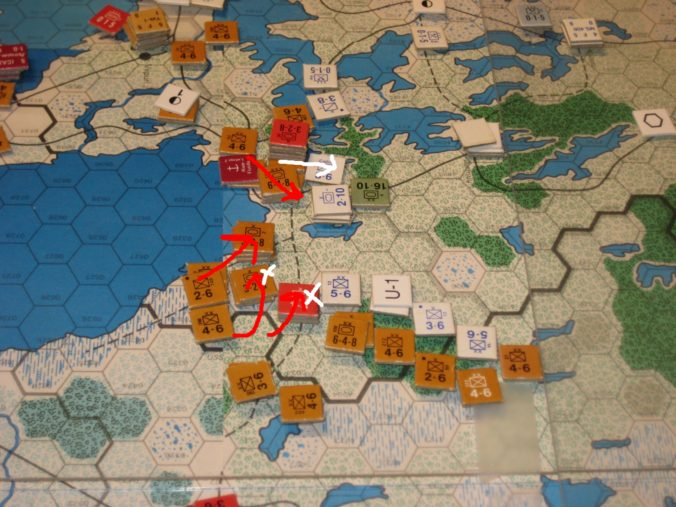 Battle for Karelia turn in Soviets' favour