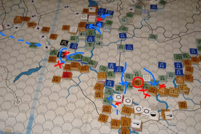 '42 SEP II Axis Turn: Army Group South strikes back