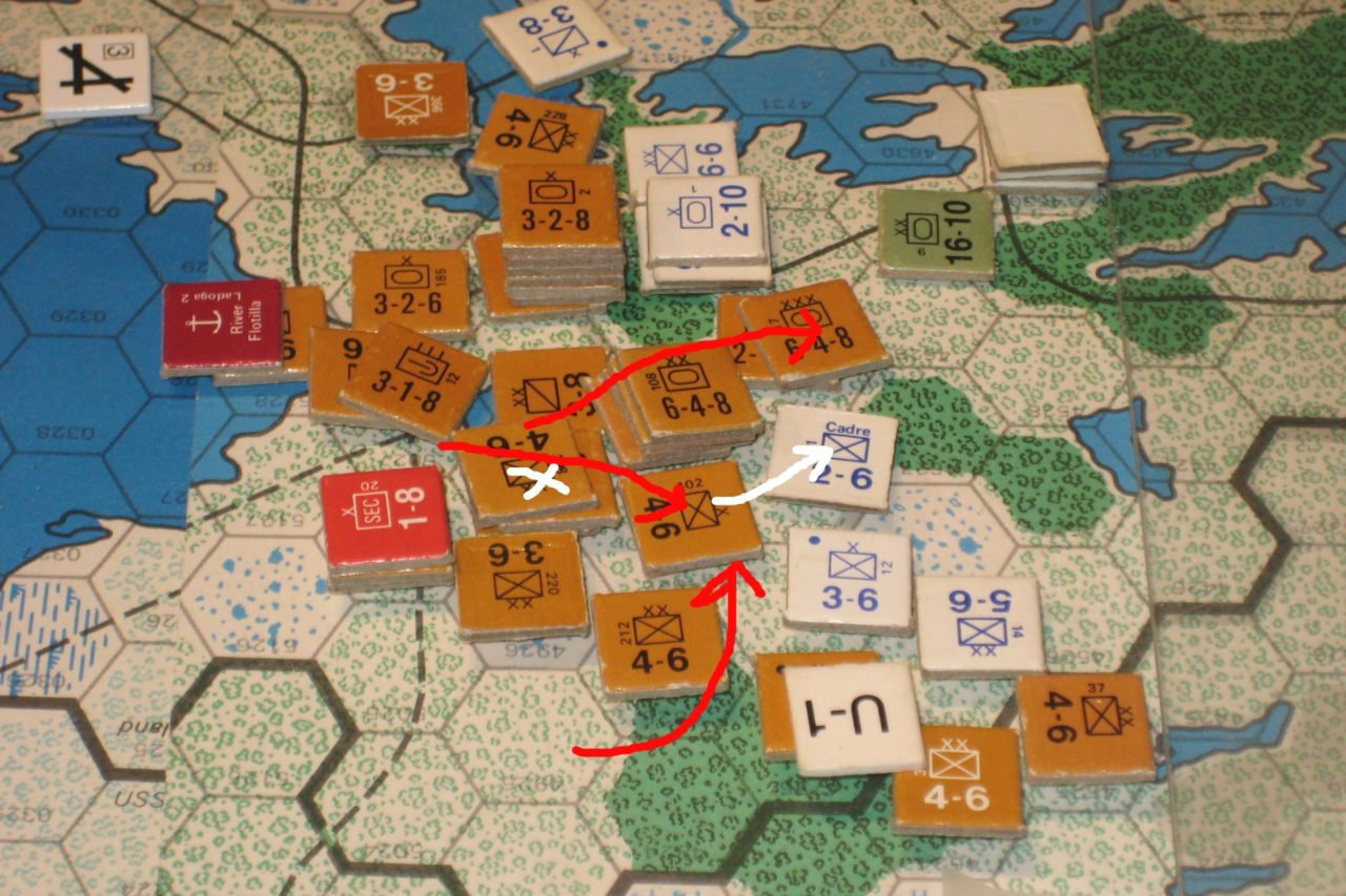 1942 SEP II Soviet Turn: Collapse of the Southern Finnish Front