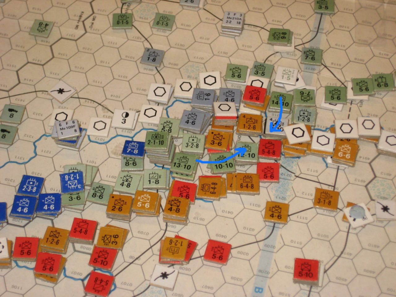 Operation Oxbow strives to isolate Voronezh