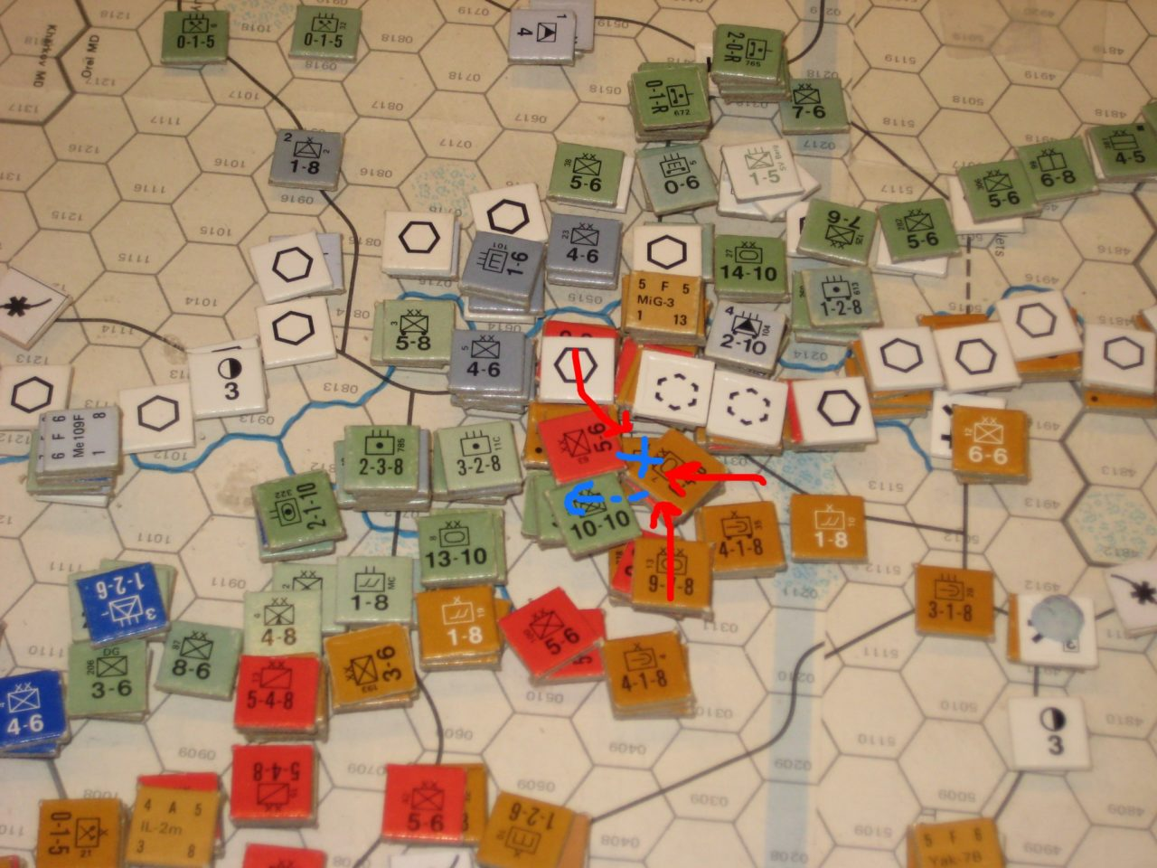 Winter Battles: Soviet counter attack at Voronezh