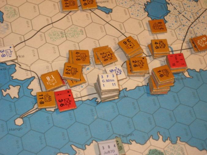 Helsinki under Siege