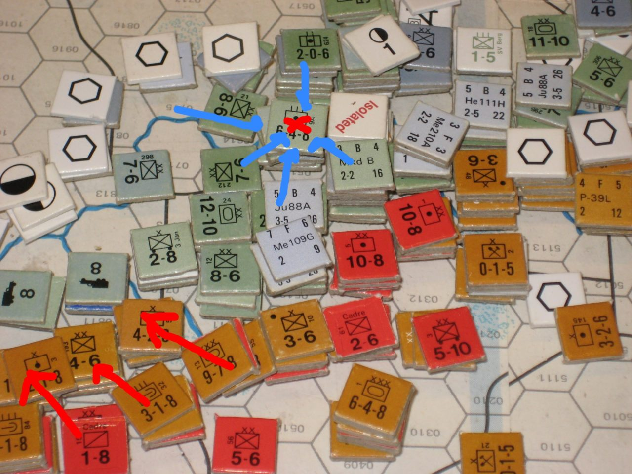 April 1943: Battle of Voronezh