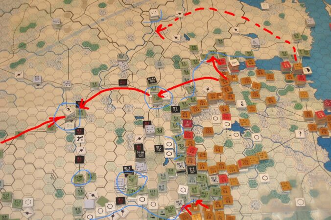 The Soviet plans for the summer offensive 1943