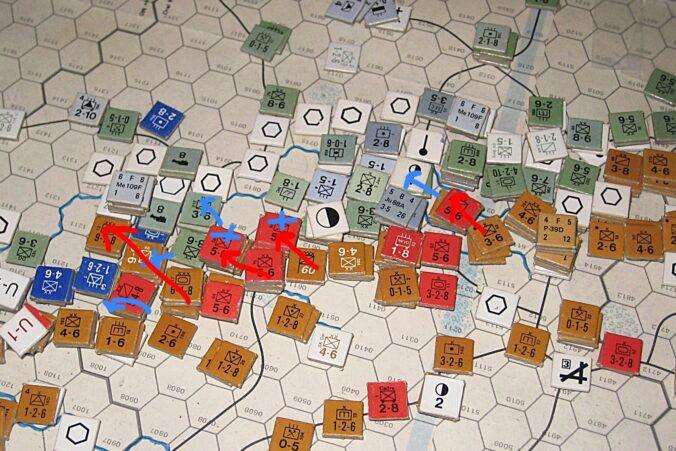 The Leningrad Sector