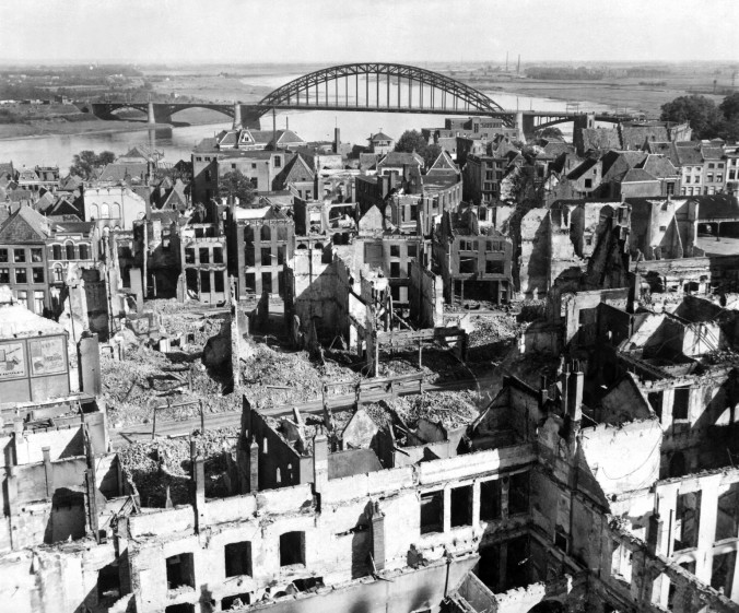 Nijmegen after Market Garden