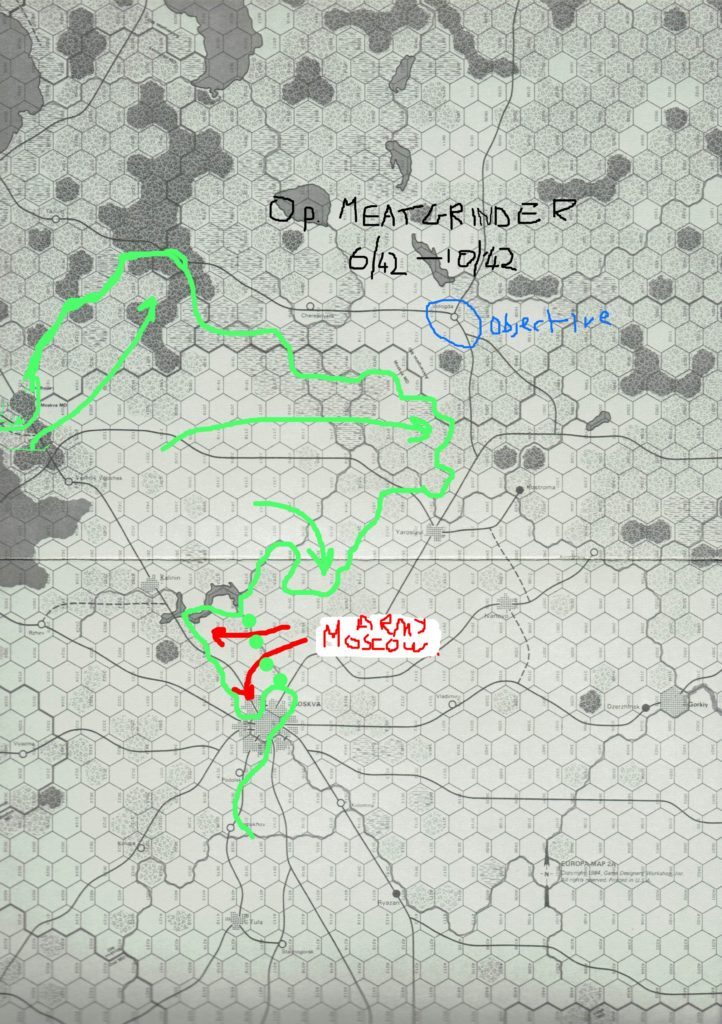 The Northern Front in 1942