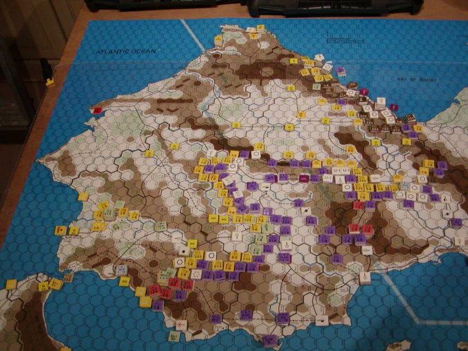 FWtBT No 4 Apr I 37: the Fall of Seville