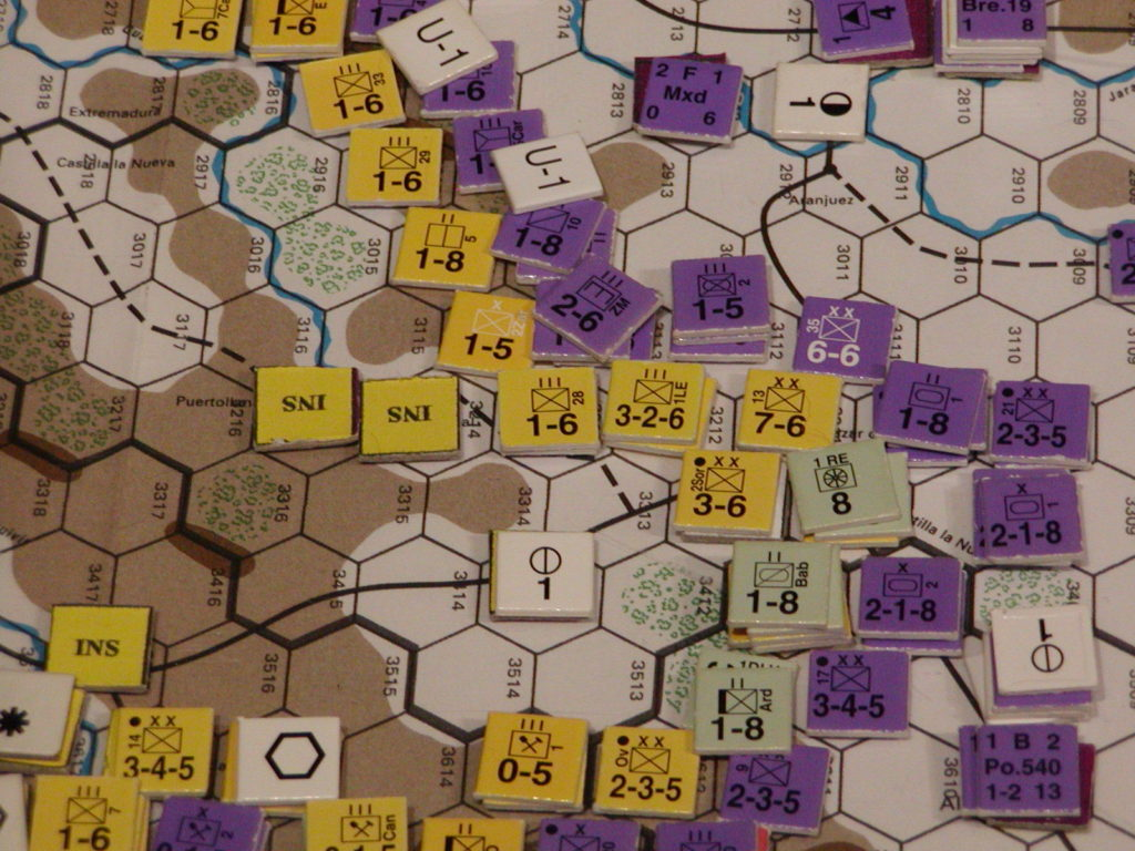 FWtBT No 4 Apr I 37: Battle of San Juan de Alcazar