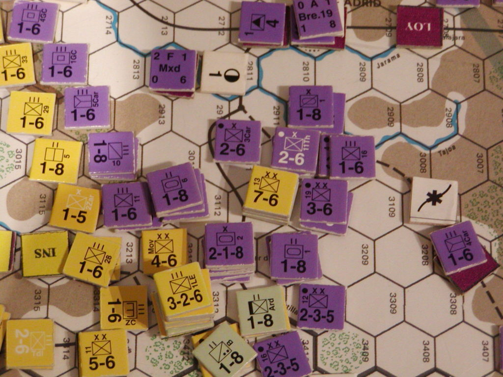 FWtBT No 4 Apr II 37: Battle for Jan Juan de Alcazar