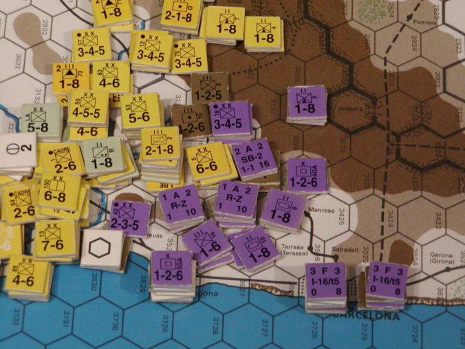 Jul II 1939 - Lerida and Tortosa fall