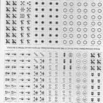 War in the Desert - Universal Marker Sheet - Front