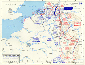 21st Army Group Operations 15 Sep - 15 Dec 1944