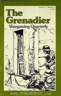 The Grenadier # 03 - Cover