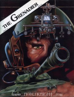 The Grenadier # 33 - Cover