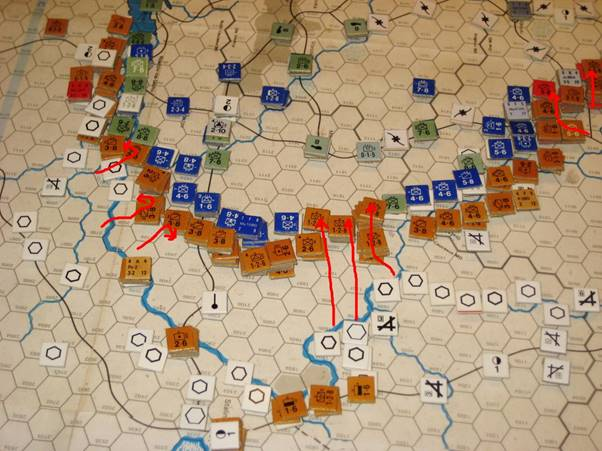 The Soviets cross the Don in Force