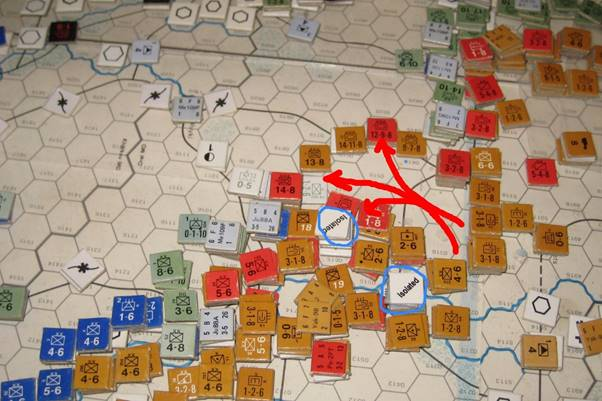 The Soviet Breakthrough at Voroneszh
