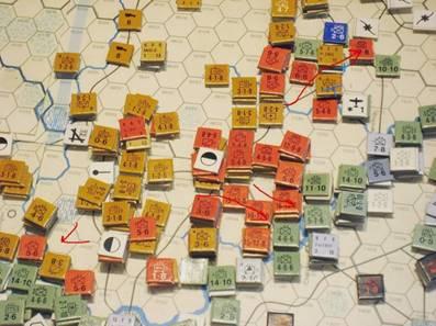 Soviets reach the Dnieper