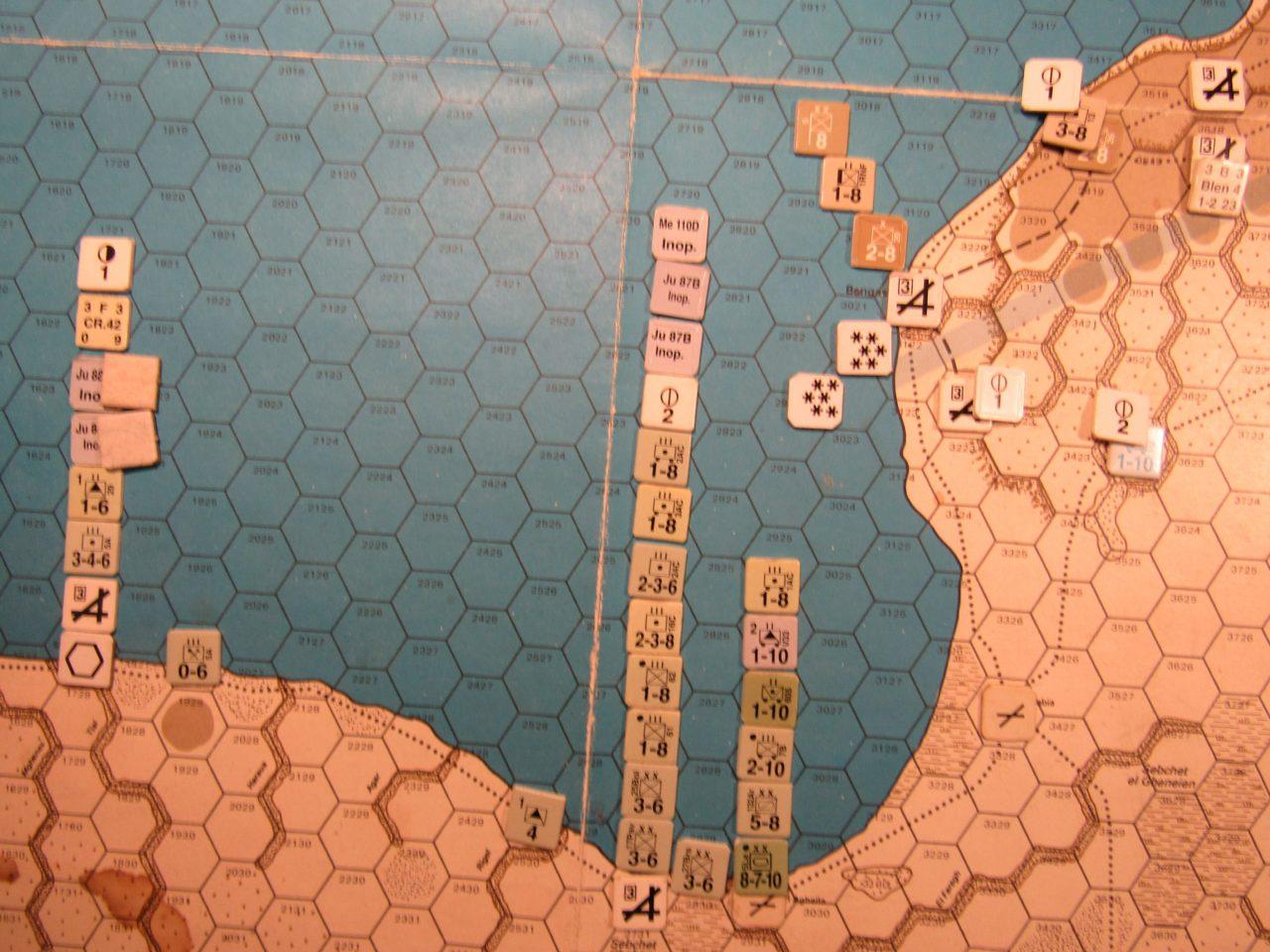 WW ME/ER-II/Crete Scenario