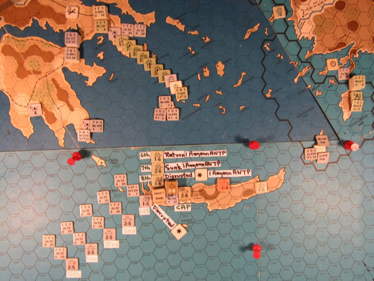 WW ME/ER-II/Crete Scenario May II 41 Axis beginning of the Movement Phase