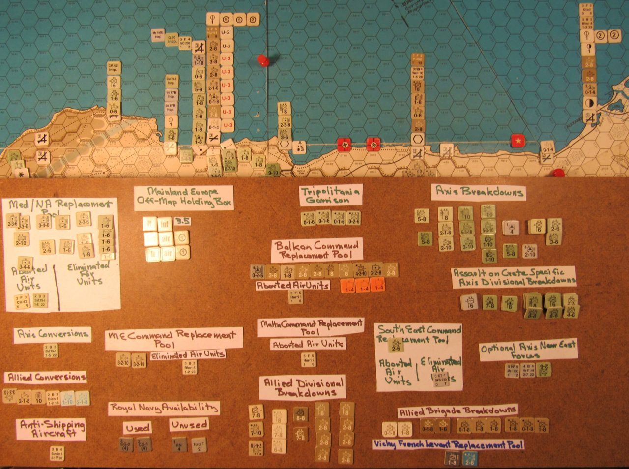 Jun I 41 Axis EOT dispositions: off-map display details