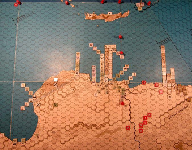 Jul I 41 Axis EOT dispositions: Cyrenaica