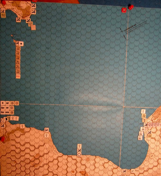Aug II 41 Axis EOT dispositions, Lybia