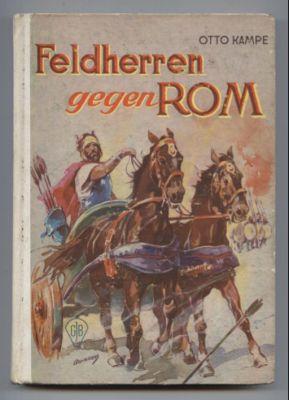 """Cover von """"Feldherren gegen Rom"""""""