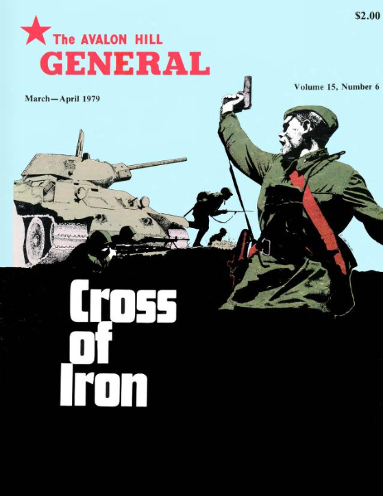 The General, Volume 15, Number 6: Cover
