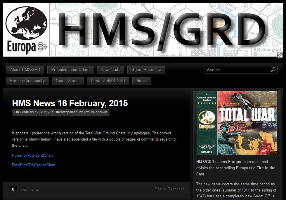 Screenshot HMSGRD.com