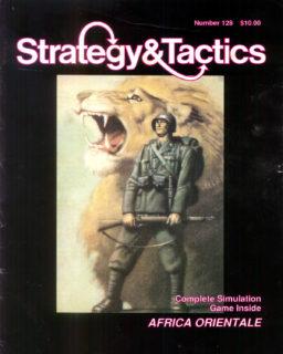 Strategy & Tactics 128